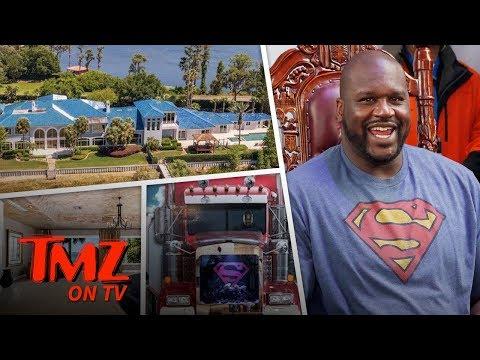 Shaq Is Selling His Incredible Estate | TMZ TV