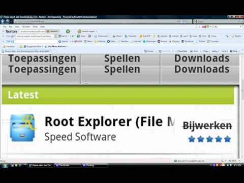 NEXT3: HOW TO GET THE ANDROID MARKET AND APPLANET ON YOUR NEXTBOOK NEXT3 TABLET!!! NO ROOTING