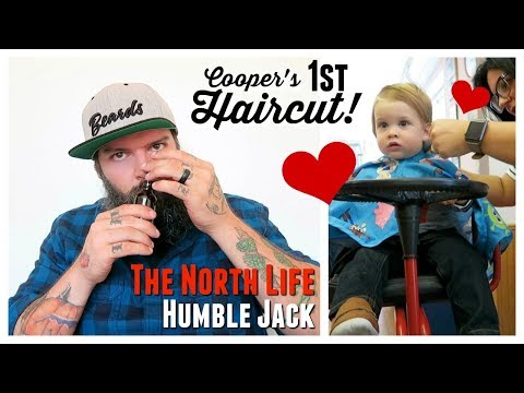 DAN'S FIRST UNBOXING    BABY'S FIRST HAIRCUT BONUS FOOTAGE!!