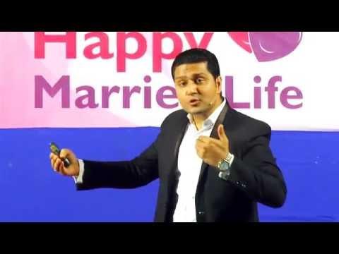 Parikshit Jobanputra's Happy Married Life Workshop - Motivational Speech hindi