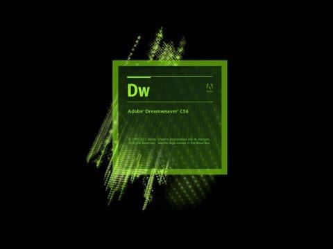 Building a basic web site using Adobe Dreamweaver CS6 - Lesson 03 using Dreamweaver templates