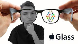 ECCO GLI APPLE GLASS (LEAK INCREDIBILE)