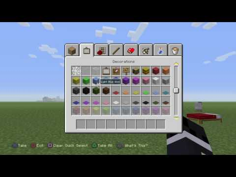 Minecraft: PlayStation®4 Edition How to make pokéballs