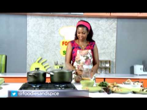 How to prepare: Foodies and Spice: Afia - Efere (White Soup)