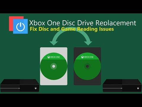 Xbox One Disc Drive Replacement (Not Loading Games, Grinding Noise, Not Accepting Discs)