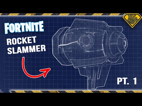 Fortnite Rocket Slammer Pt. 1