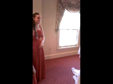 Backstage in the Bridal Suite 2: Wedgies