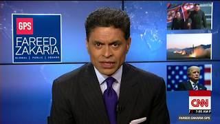 Fareed Zakaria: Trump has mishandled North Korea