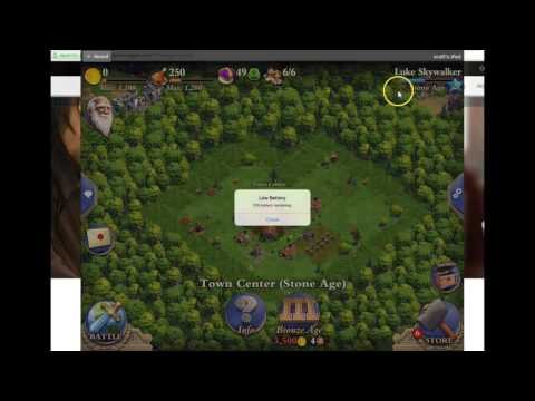 How to play multiple Domination accounts on iPad or iPhone