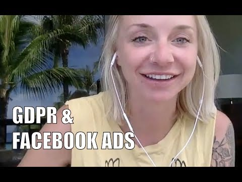 GDPR & Facebook Ads