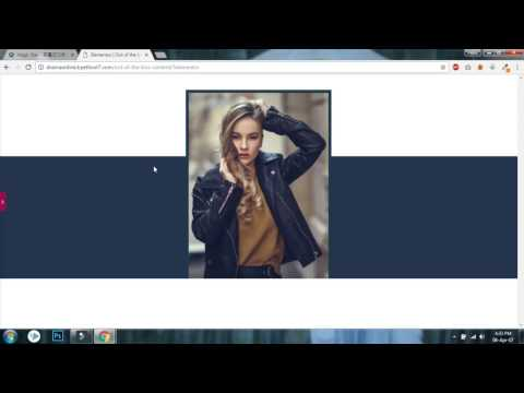 Out of the box Image Design using Background Gradient in Elementor Page Builder for Wordpress