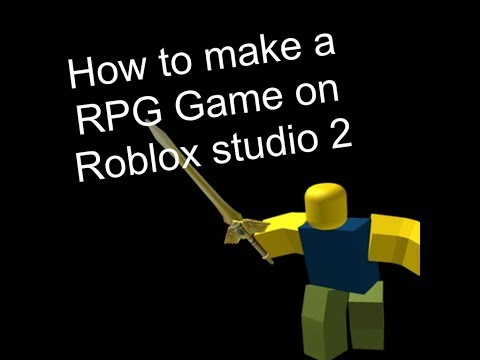 How to make an RPG game in Roblox using l RPG KIT l by Evercyan [Part2]