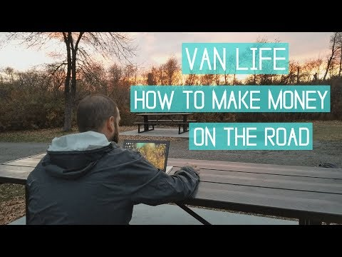 10 Ways to Afford FULL Time Van Life
