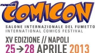 SKYPOCALYPSE AL NAPOLI COMICON - 27/28 aprile