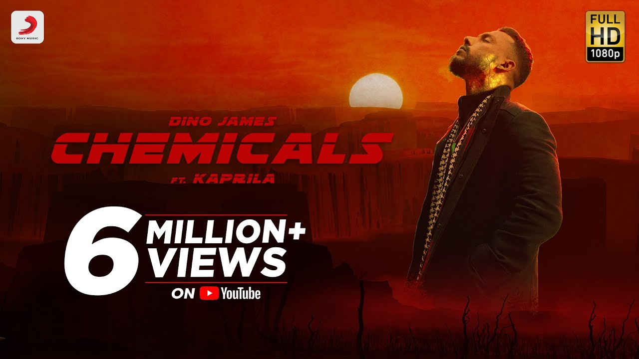 Dino James - Chemicals feat. Kaprila (Prod. Bluish Music) | Official Music Video