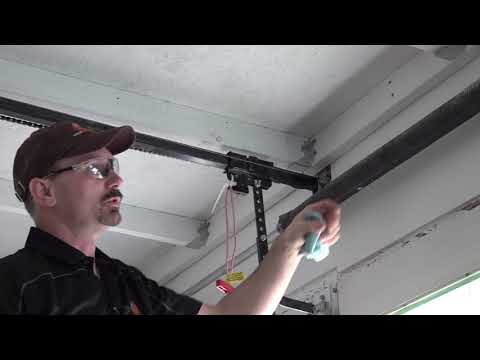 How To Lube A Garage Door