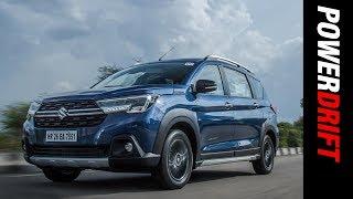 Maruti Suzuki XL6 : Worth 1.5 lakhs over Ertiga? : PowerDrift