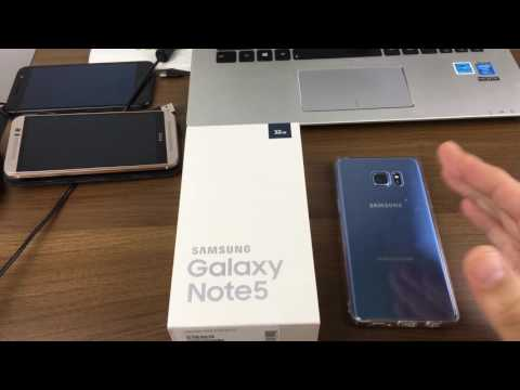 Update Galaxy Note 7 T-Mobile / Overnight Shipping Replacement