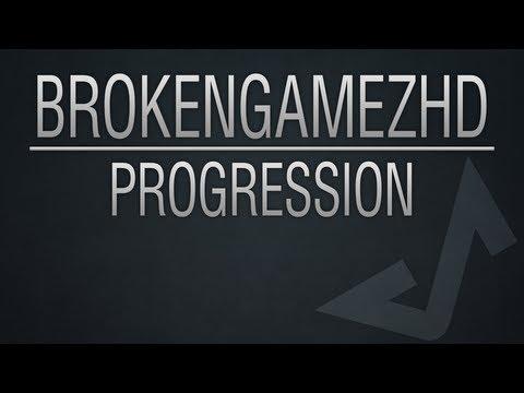 BrokenGamezHD Background - Progression