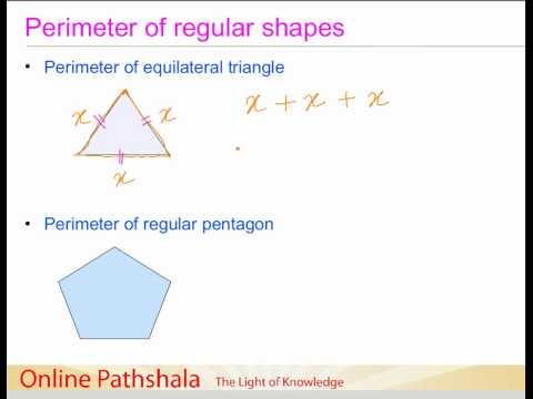 Ch10_05 Perimeter of regular shapes CBSE MATHS