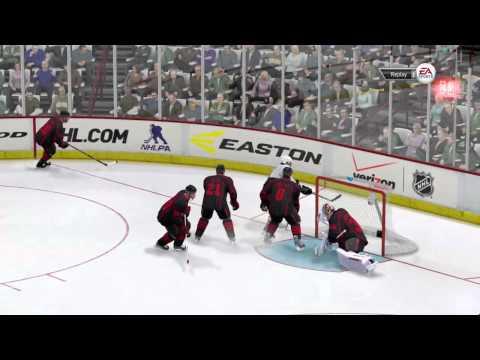 NHL 14: Kryptonite Cuts Through 3 + Goalie