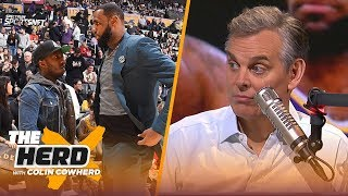Colin Cowherd thinks LeBron James