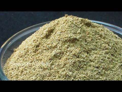 How to Make and Store Dhania Jeera Powder/ Traditional Roasted Coriander Cumin Seeds Powder Recipe