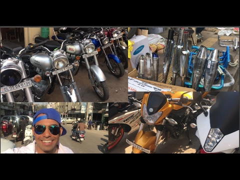 Best Second Hand Bikes Market[exploring-bikes,accessories,superbikes,bullet]| karol bagh | delhi