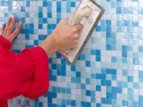 Installing Glass Tile.mpg
