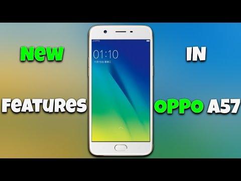 OPPO A57 Hidden & Secret Features
