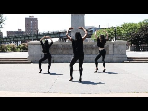 Dance like Beyonce in Single Ladies, 4 | Dance Crew