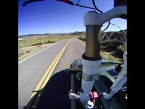 Aug 2009 Vernal Mountain Bike Trip