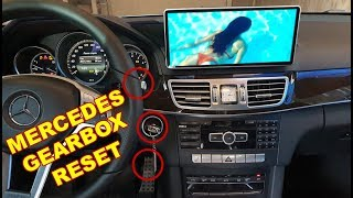 Mercedes cars AdBlue bypass set-up and limited starts count