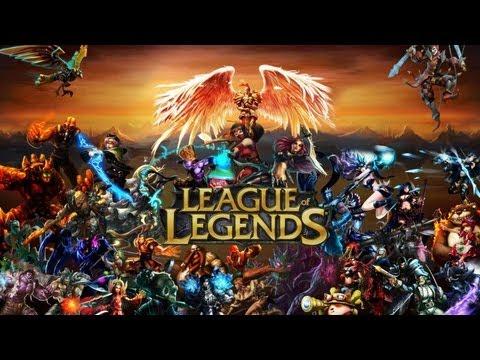 League of Legends: Ari & Matt Part 1
