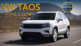 2022 Volkswagen Taos | First Look
