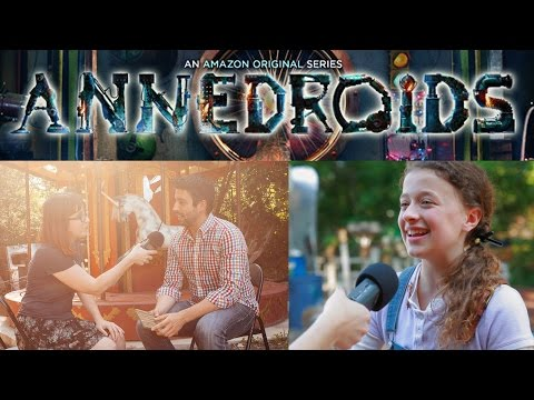 5 Reasons Why You Should Watch Annedroids on Amazon Prime!