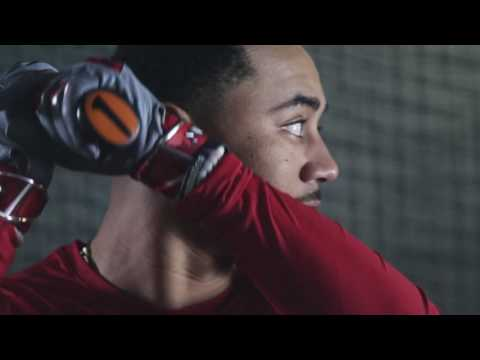 Axe Bat - Mookie Betts Pro Player Profile Video