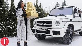 Inside The Lives Of The Rich Kids Of Russia