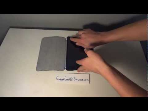 INVELLOP Smart Cover For iPad Mini First Look