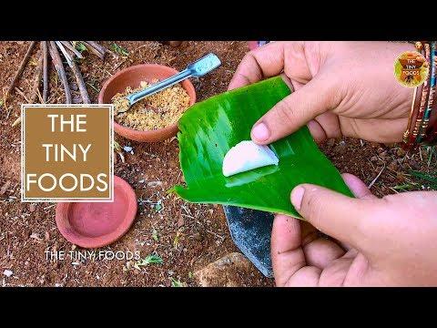 E22 | Tiny Kozhukattai Recipe | Modak Recipe | The Tiny Foods