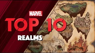 Ranking the Realms | Marvel Top 10