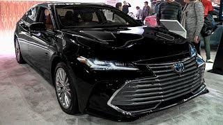 Toyota Avalon (2021) Limited Hybrid - Interior and Exterior Design