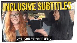 Popular Site Introduces Closed Captioning for Videos ft. DavidSoComedy & Noah Fleder