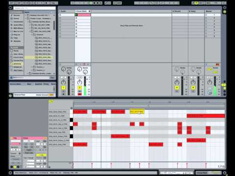 How To Make Dubstep Beat in Ableton Live 9 Tutorial