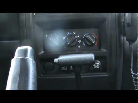 2001 Jeep Cherokee XJ Open Headers Loud