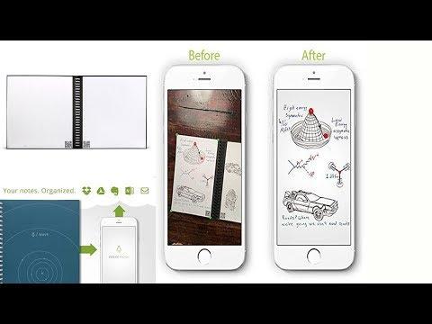 Rocketbook Wave Smart Notebook Standard