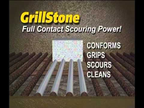 GrillStone Grill Cleaning Blocks