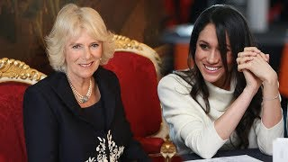 How Camilla is helping Meghan