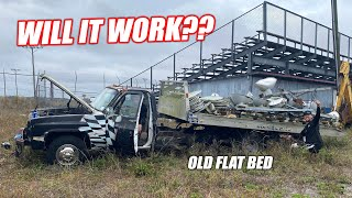 Firing Up ABANDONED Racetrack Equipment at the Freedom Factory!! (freedom filled results)