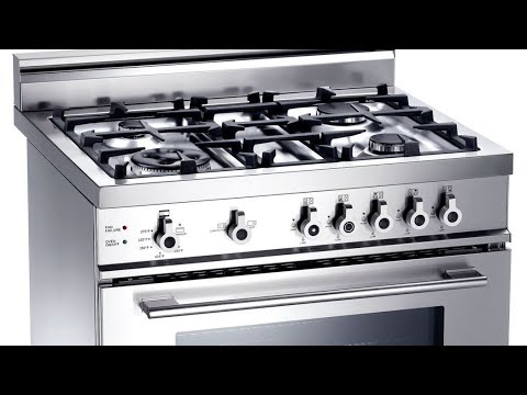 Bertazzoni Oven— Flame Keeps Dying (FIXED)